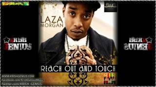 Laza Morgan - Reach Out [Real Reggae Riddim] Feb 2012