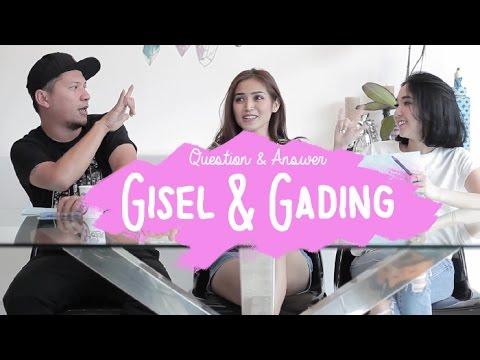 Tanya jawab bersama Gisel dan Gading | Part 1