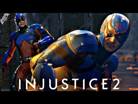 Injustice 2 - New Legendary Gear, New Atom Gameplay Trailer Soon? (News Roundup)