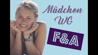 Die Mädchen WG Fragen und Antwort Video