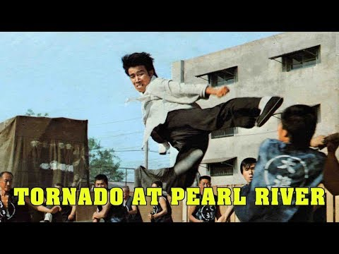Wu Tang Collection - Tornado of Pearl River (ENGLISH Subtitl