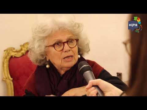 """#IJF17 - Interview with - Roberta Petrelluzzi: """"Il successo di Un giorno in pretura"""""""