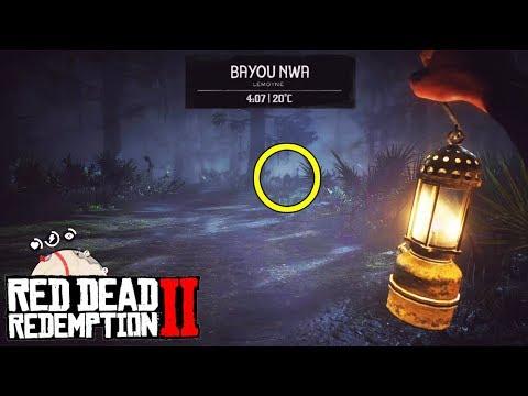 никогда НЕ ХОДИТЕ на Болото в 4:01 Утра в RDR 2.. иначе Это Произойдет с Вами! (Red Dead Redemption) thumbnail