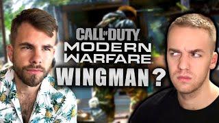 WINGMAN JAK W CS:GO!? TESTUJEMY Z PAGO CALL OF DUTY MODERN WARFARE!