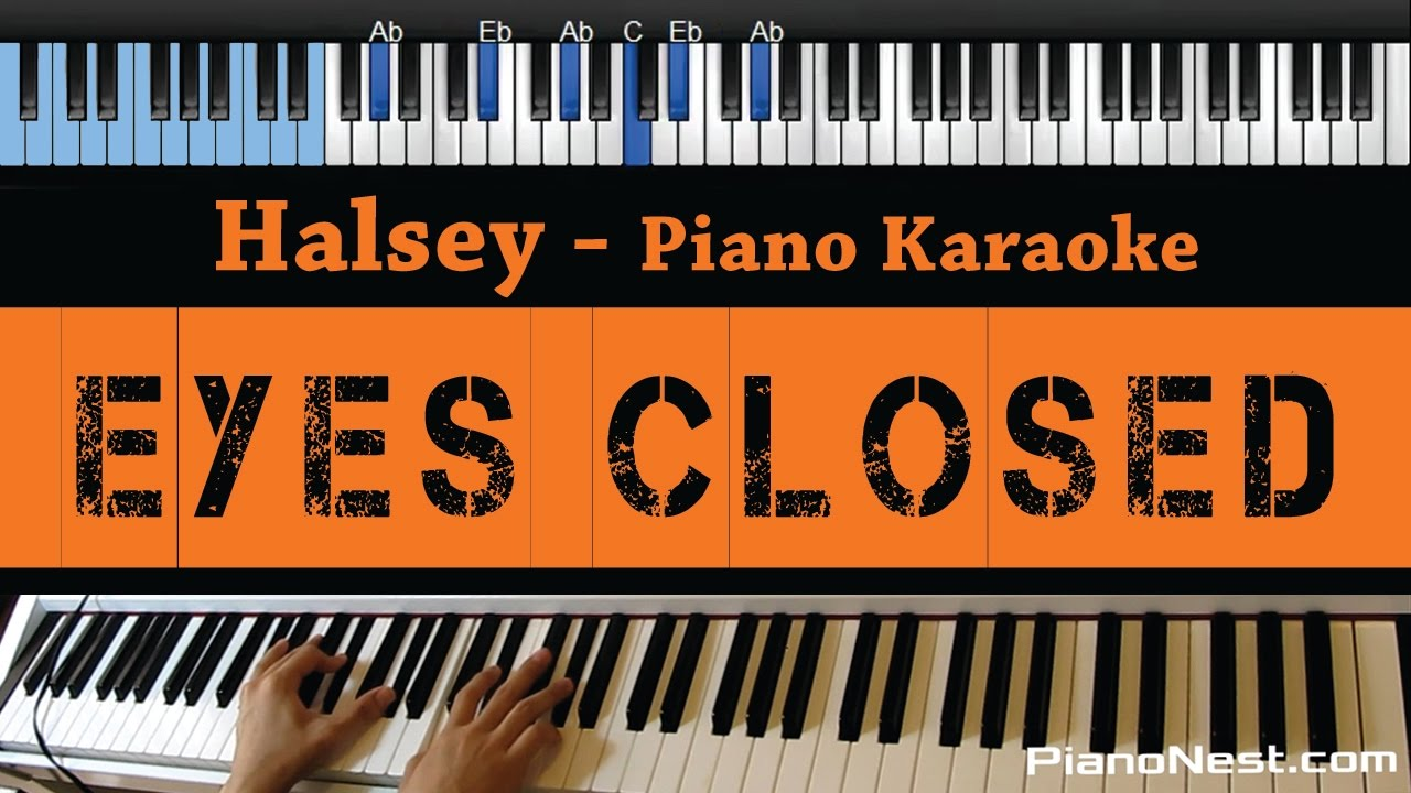 High Quality Halsey Hqhaisey: LOWER Key (Piano Karaoke / Sing