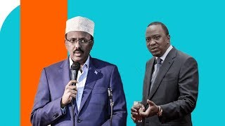 Wararkii ugu Danbeeyey Kenya & Soomaaliya Wararka Been Abuurka Ah ee Lasoo Bandhigay