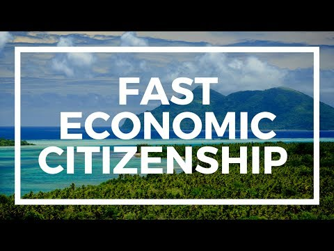 The fast economic citizenship you've NEVER heard of..