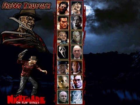 02 Freddy Krueger Terrordrome Modo Historia