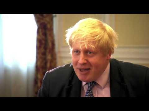 Boris Johnson  US 'wouldn't dream of sharing sovereignty'   BBC News