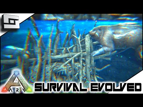 ARK: Survival Evolved - BEAVER DAM FARM! S3E79 ( Gameplay )