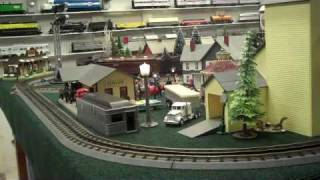 tidewater312 s o scale 3 rail layout 2