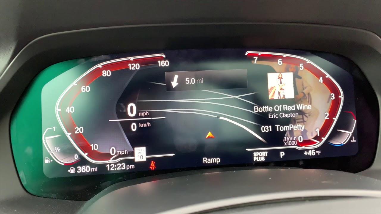 BMW Live Cockpit Part 2
