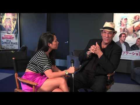 "Robert Davi ""Lost Time"" Press Junket Interview @RobertJohnDavi"