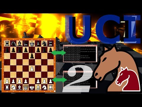 UCI Moves (Part 2) - Advanced Java Chess Engine Tutorial 24