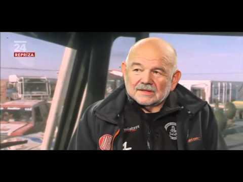 Rallye Paříž Dakar - Retro (2011)