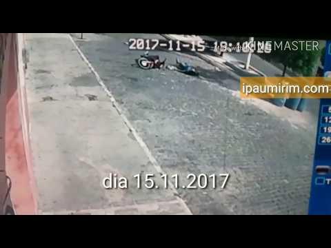 Acidente de Arialdo em ipaumirim dia 15.11.2017