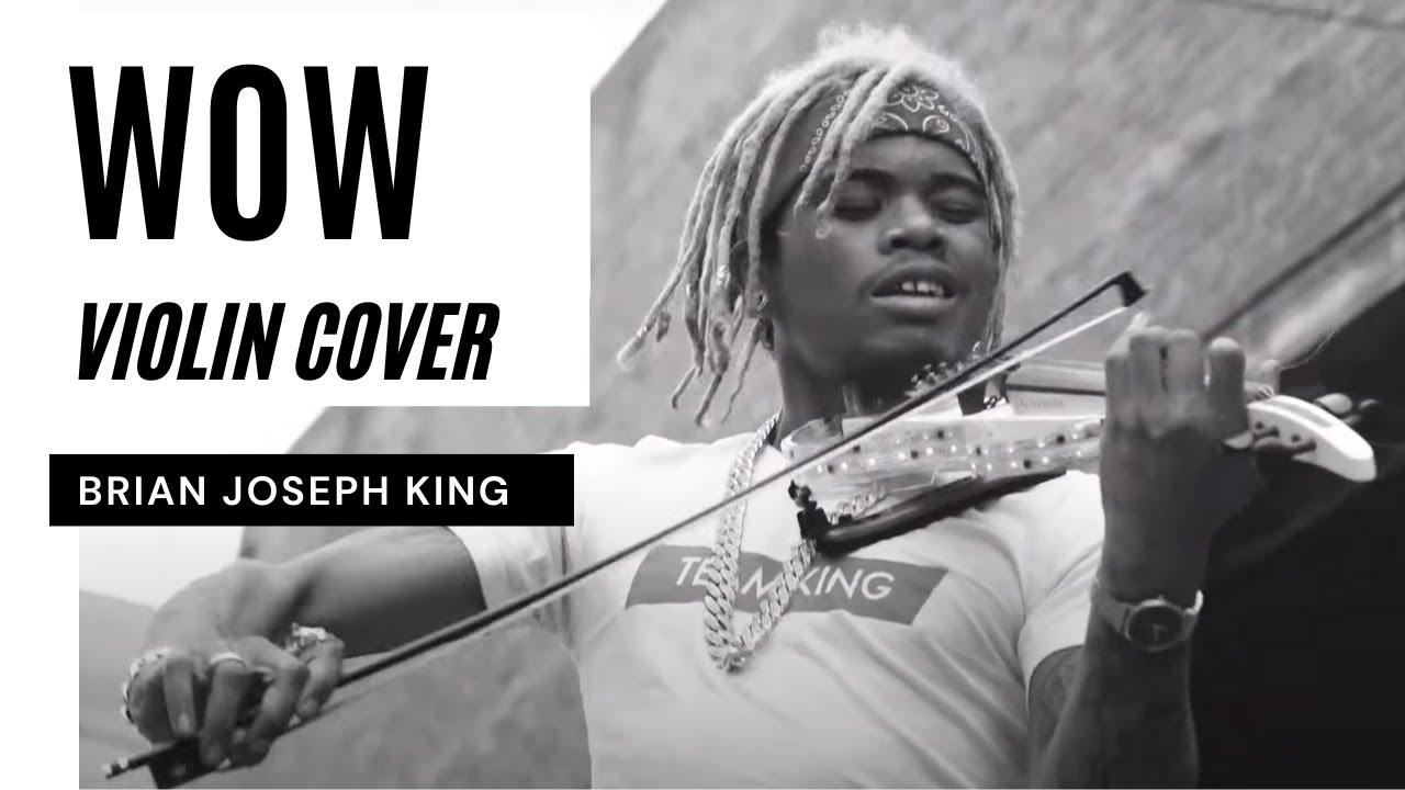 Brian King Joseph – The King of Violin