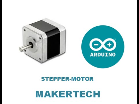 Interfacing keypad with arduino doovi for Stepper motors for dummies