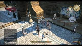 Final Fantasy 14: 350,000 gil made by leveling botanist