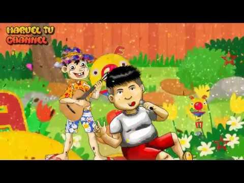 lagu anak indonesia 17 - Lihat kebunku