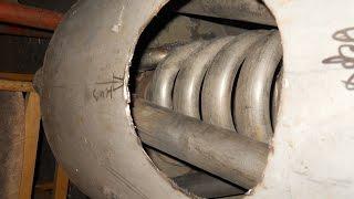 Бойлер косвенного нагрева.Своими руками!(Часть-1)На самотеке!(Boiler indirect heating with own hands