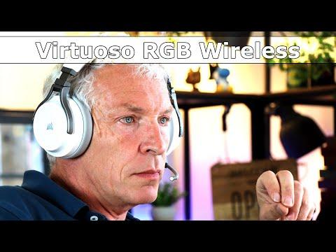 Virtuoso RGB Wireless de Corsair [REVIEW]