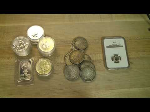 Is the Morgan Silver Dollar A Good Investment?