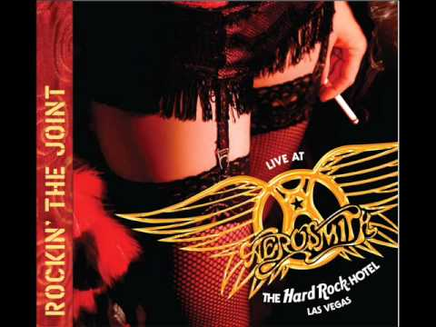 AEROSMITH - SEASONS OF WITHER (ROCKIN' THE JOINT)