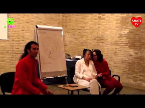Ananda Ishaya y Taraka Ishaya - No hay camino para la paz, la paz es el camino -.23-11-13 AmateTV
