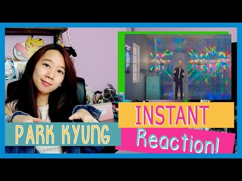 PARK KYUNG Ft SUMIN - INSTANT  MV Reaction ♫