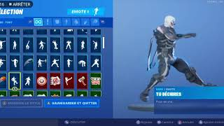 Sells my fortnite account 20 euros paysafe card or PayPal