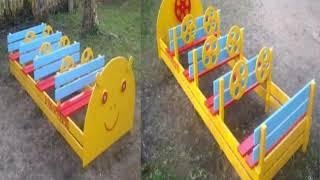 видео Детские игровые площадки для дачи своими руками: фото идеи дизайна