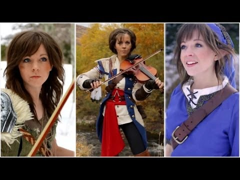 Interview With Lindsey Stirling (VGTV 2013)