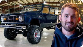 Kevin Love Wants YOU to Win a Gateway Ford Bronco // Omaze