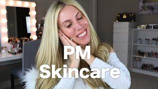 My PM Anti-Aging Skincare Routine   Hydrating, Firming & Potent Retinol!