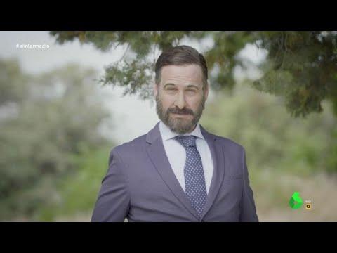 """Joaquín Reyes se convierte en Abascal, """"el Salvini castizo"""": """"Con Vox venceremos al Islam"""""""