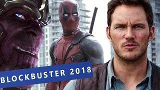 15 Blockbuster, auf die wir uns 2018 freuen!