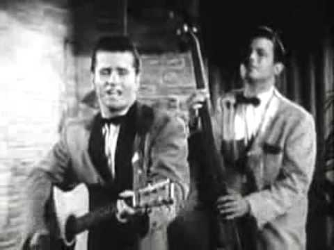 Lonesome Train (on a lonesome track) - Johnny Burnette's Rock 'n' Roll Trio