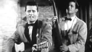 Lonesome Train (on a lonesome track) - Johnny Burnette