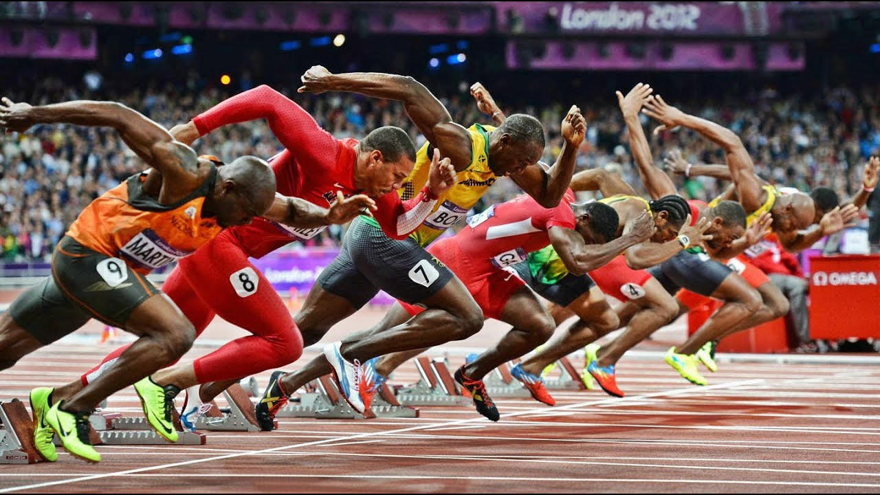 Olympic facts: 10 things you didn't know about the 100m sprint