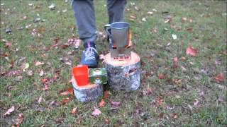 Survival Kettle - Samotny Wilk Mini