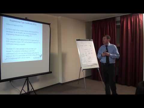 Supplemental Type Certificates   STC