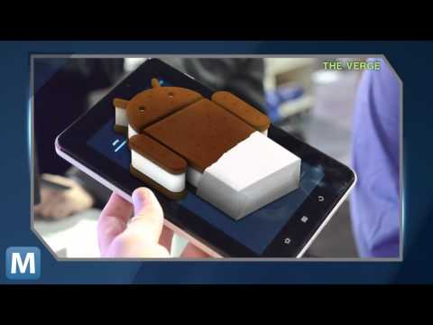 ViewSonic's New Devices, Including a $169 Ice Cream Sandwich Tablet