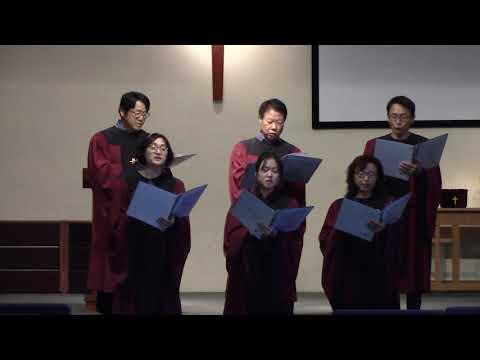 주 날 구원했네 191110 Choir