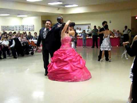 8a620c38c9 Tiempo de Vals at Quinceanera - YouTube