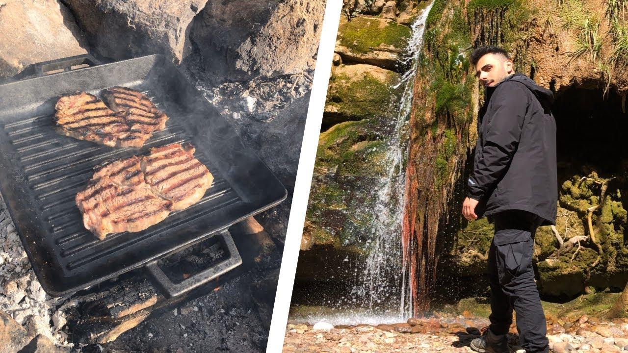 KARANTİNA ÖNCESİ SON KAMP | Hacıllı Şelalesi Kamp Macerası