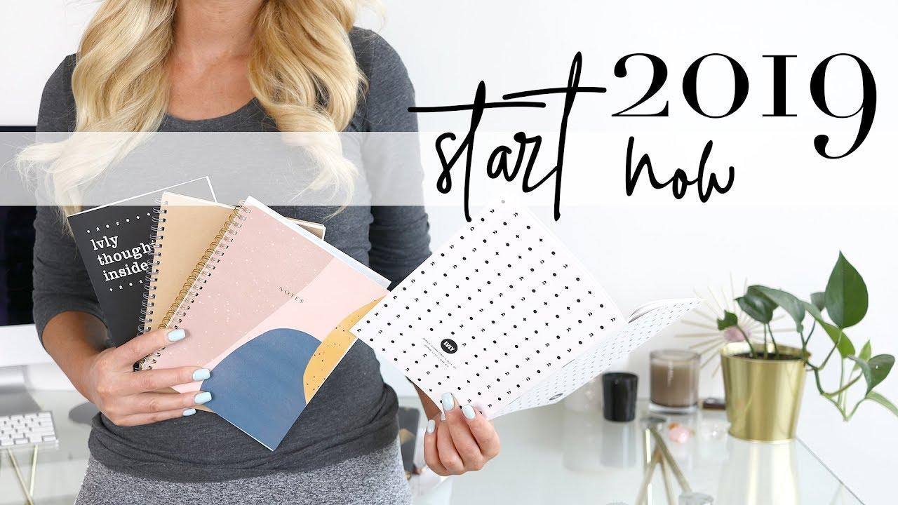 Start Planning 2019 NOW