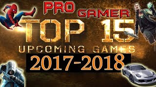 14 BEST Gamescom 2017 Game Trailers | NEW Upcoming Games/PRO GAMER [OFFICIAL]