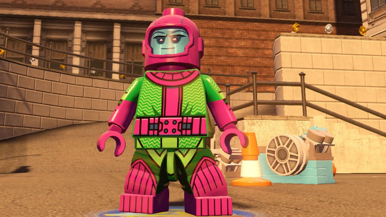 how to get the flash in lego marvel superheroes