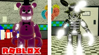 How To Get ALL Badges in Roblox FNAF 2 The New And Improved Pizzeria